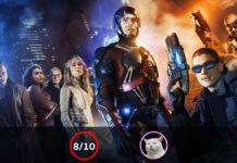 DC's Legends of Tomorrow (รวมพลคนเหนือมนุษย์)