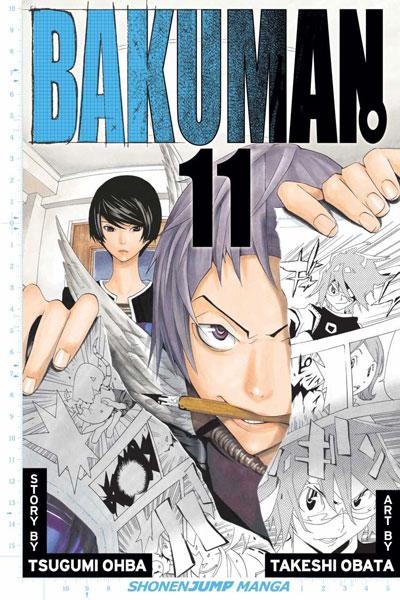 Bakuman: วัยซนคนการ์ตูน 11