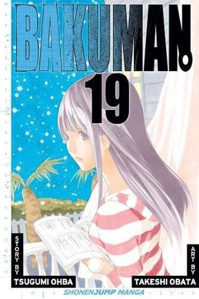 Bakuman: วัยซนคนการ์ตูน 19