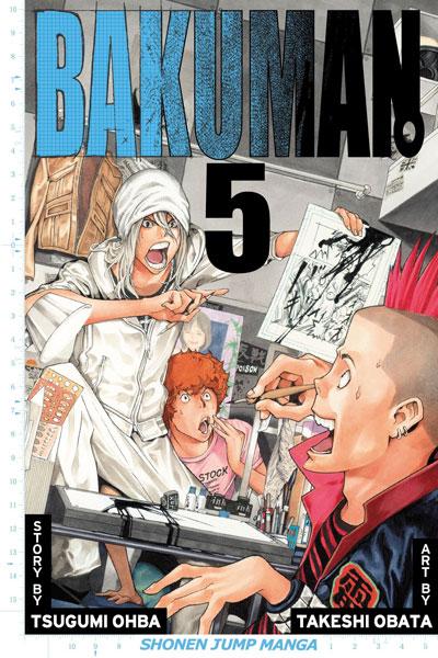 Bakuman: วัยซนคนการ์ตูน 5