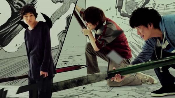 Bakuman: วัยซนคนการ์ตูน (2015)