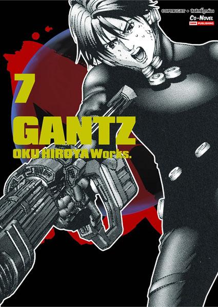 Gantz: กันท์สึ (Siam Inter Comics Big Books)