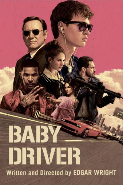 Baby Driver: ปล้นเต็มสปีด (2017)