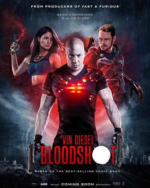 Bloodshot (จักรกลเดือดดุ) [2020]