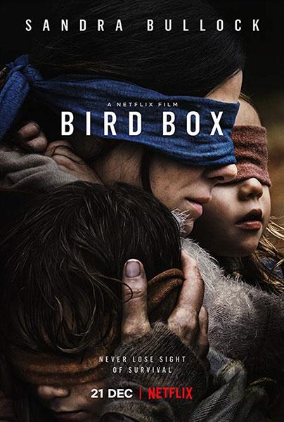 Bird Box (มอง อย่าให้เห็น) [2018]