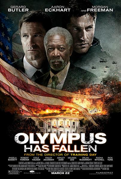 Olympus Has Fallen (ฝ่าวิกฤติวินาศกรรมทำเนียบขาว)