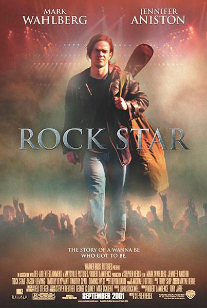 ROCK STAR (หนุ่มร็อคดวงพลิกล็อค) [2001]