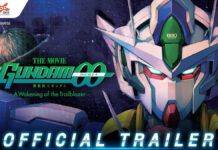 Mobile Suit Gundam OO: A Wakening Of The Trailblazer