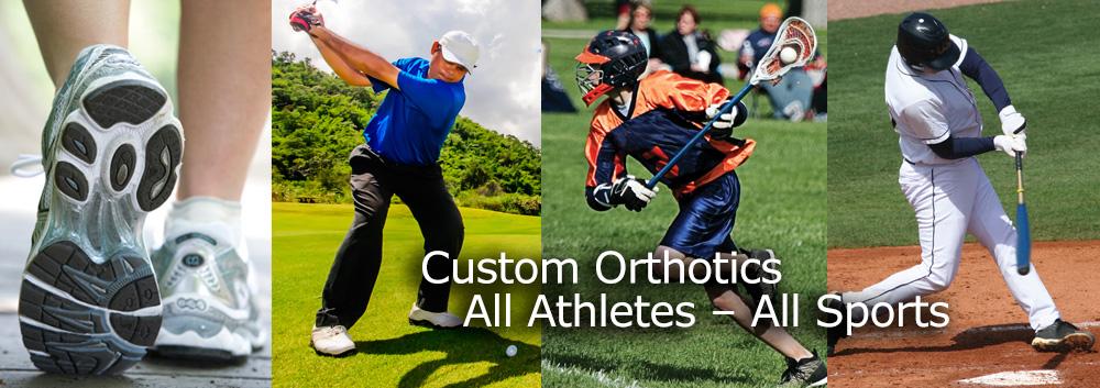 Custom Orthotics For Athletes