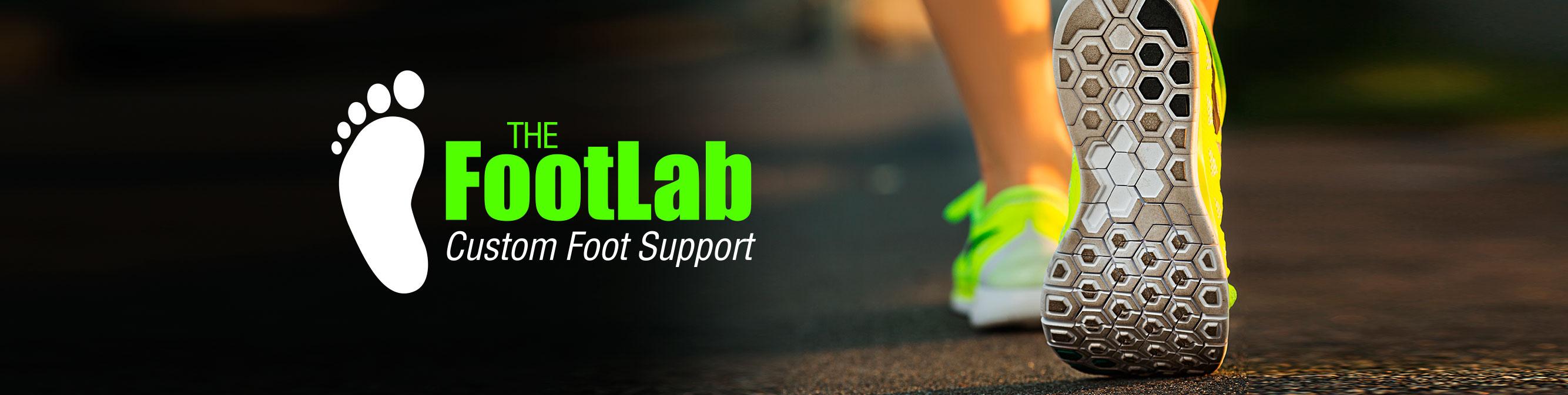 The FootLab Custom Orthotics