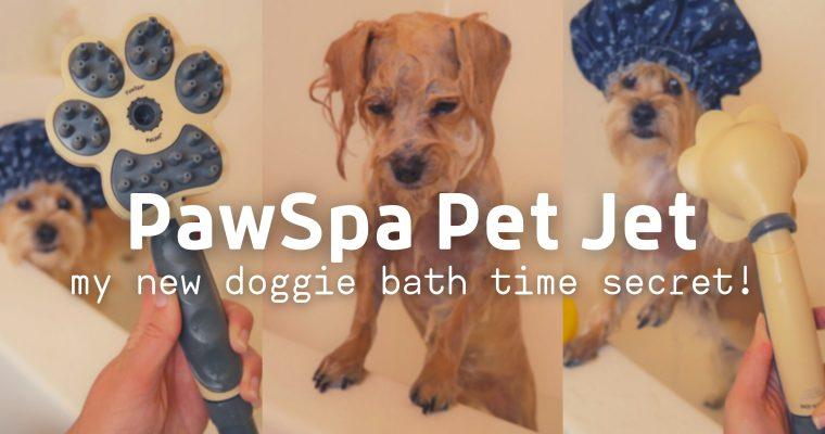 PawSpa PetJet: My New Doggie Bath Time Secret!