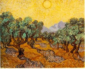 Van Gogh.olive-trees