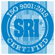 Maradyne Fluid Power SRI Certified ISO 9001:2015