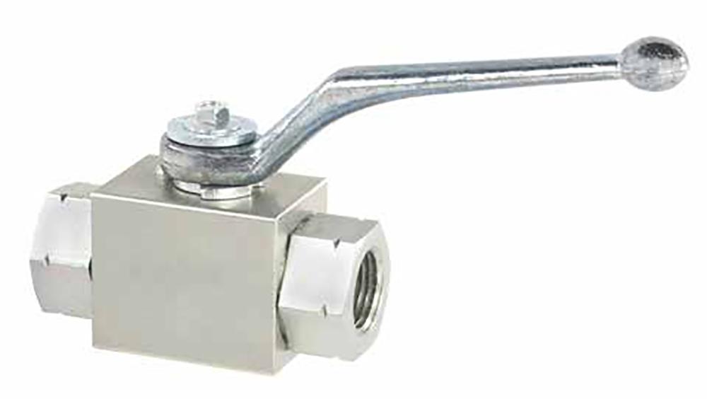 maradyne power fluid high pressure ball valves