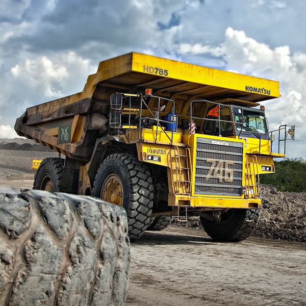 maradyne fluid power who we serve | industries served | construction