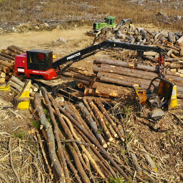 maradyne fluid power who we serve | industries served | logging and agriculture