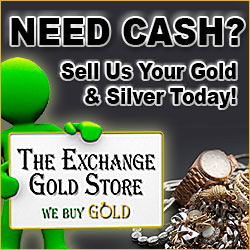 Sell your Gold To Us - The Exchange Gold Store