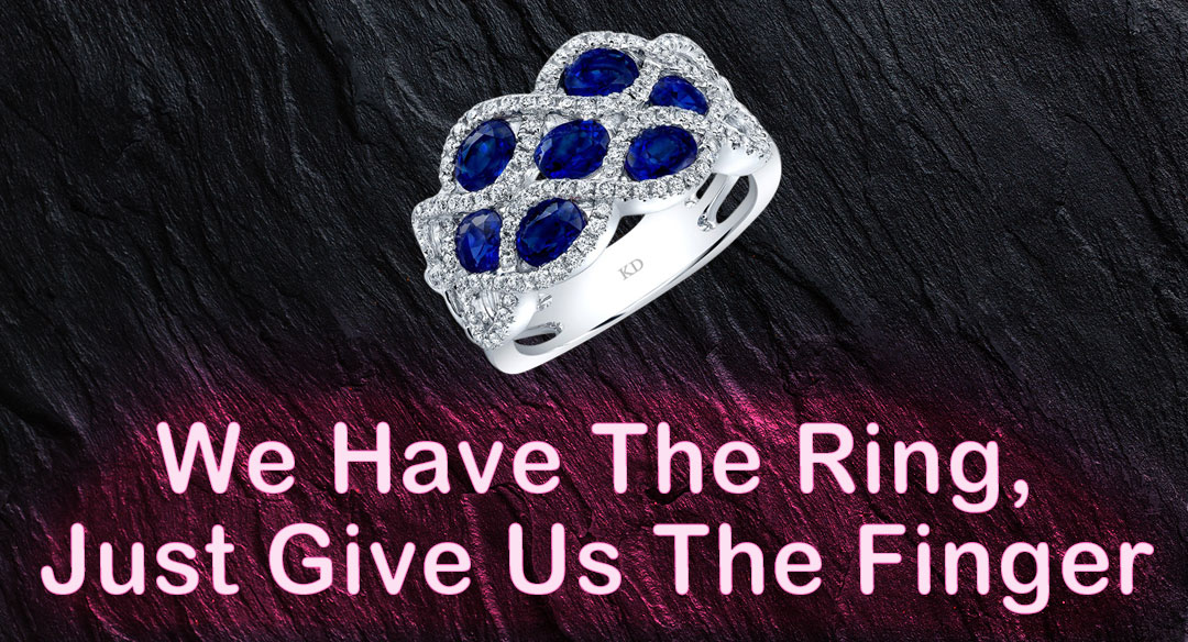 Fashion Diamond Rings - Flower Mound & Keller, Texas