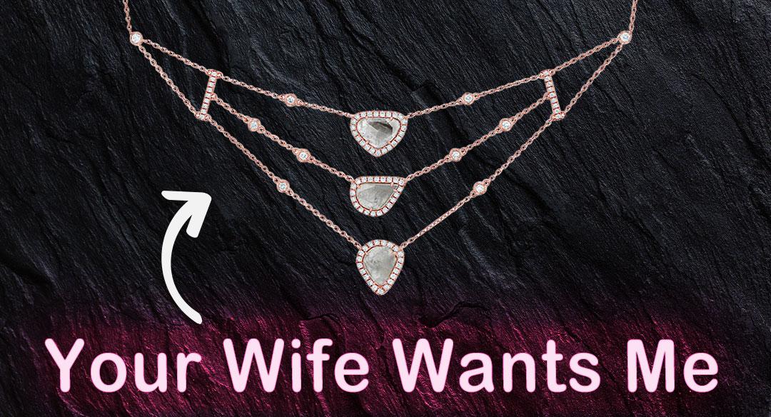 Fashion Diamond Necklaces - Flower Mound & Keller, Texas
