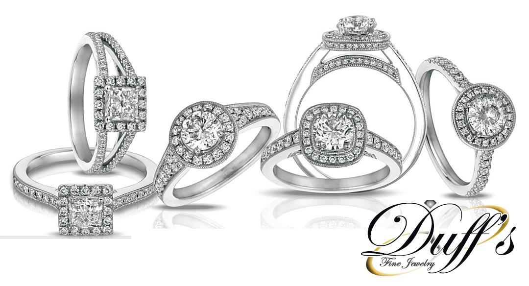 Engagement Rings - Flower Mound & Keller, Texas
