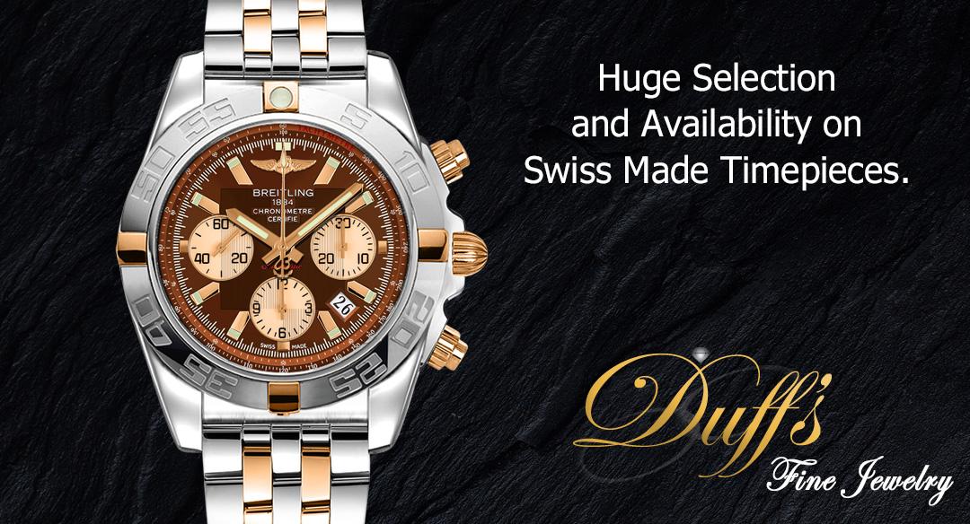 Swiss Made Watches - Keller, Flower Mound, TX