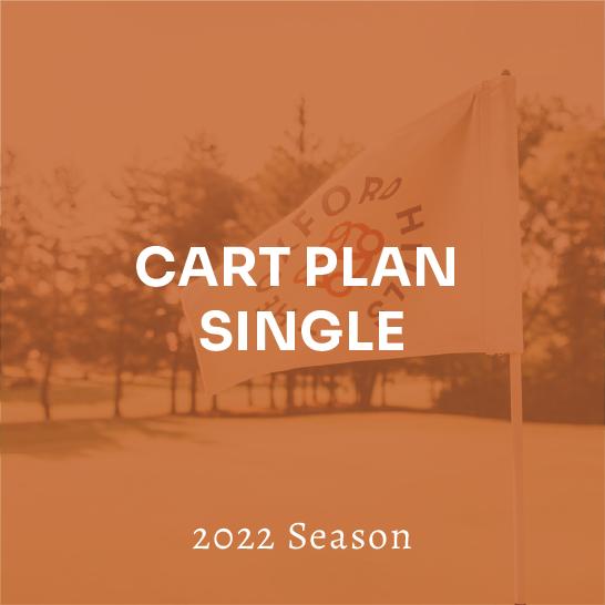 Single Cart Plan - 2022