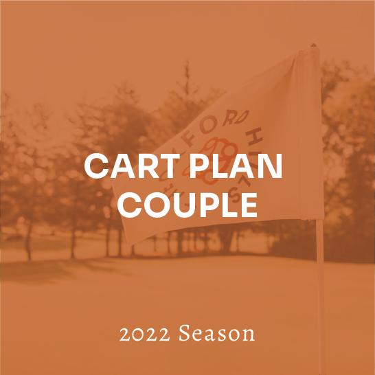 Couple Cart Plan - 2022
