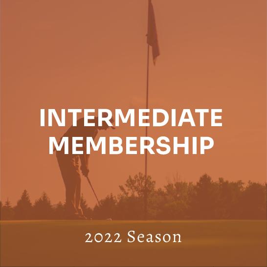 Intermediate (Age 23-39) Full Membership - 2022