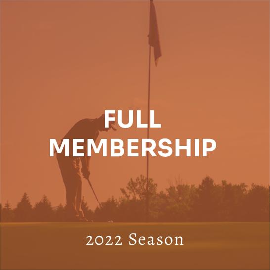 Full Membership - 2022