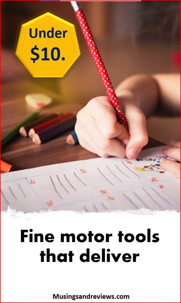Finemotor tools