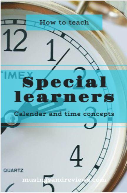 calendar and time pin
