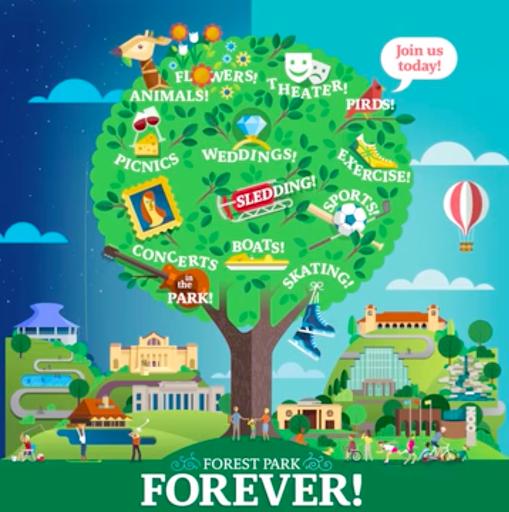 Tremendousness - Forest Park Forever