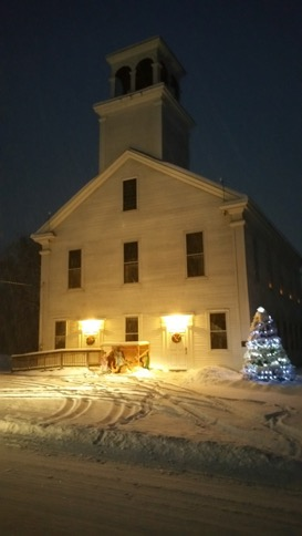 First Congregational Church of St Johnsbury Center, gathered in 1804.