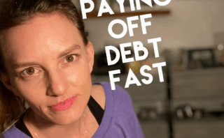 Should You Go On A Spending Hold? How To Get Out of Debt Fast!