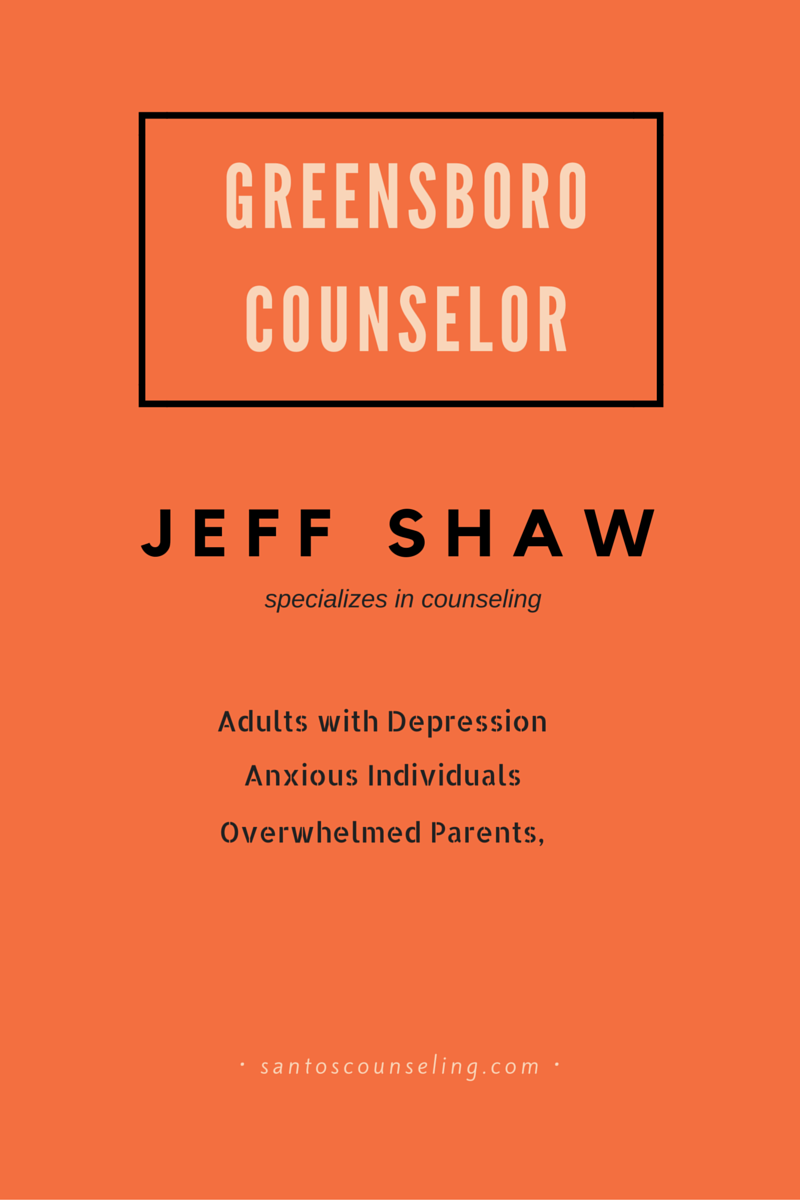 You are currently viewing Greensboro Counselor Jeff