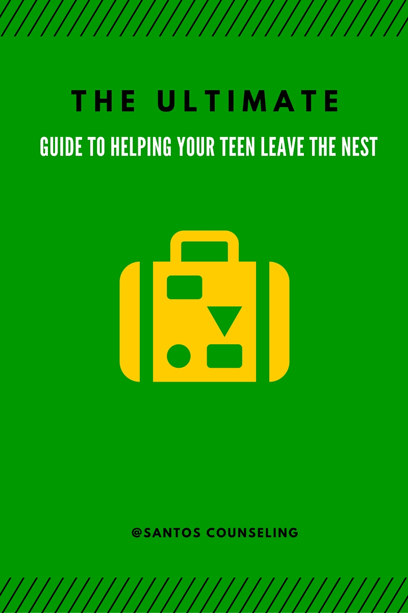 Read more about the article Steps To Help Your Teen Leave The Nest