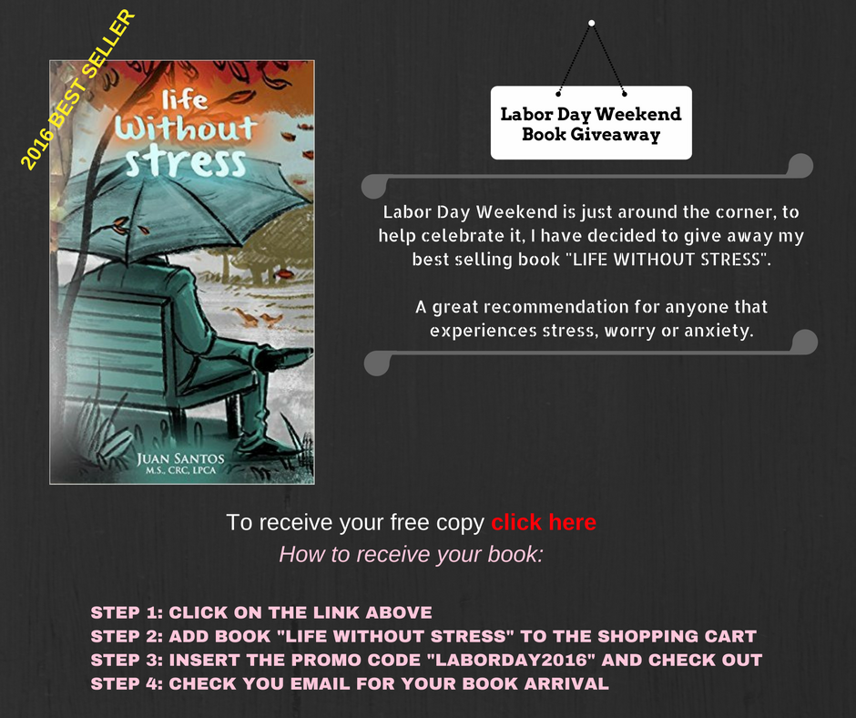 Greensboro Therapy, Greensboro Anxiety Therapy, Anxiety Book, Anxiety Self-Help Book, Stress Book, Stress Self-Help Book
