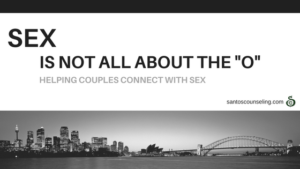 Read more about the article Relationship Counseling 101: Sex Isn't Just About The Orgasm