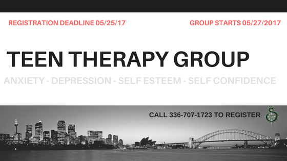 Greensboro Anxiety Counseling, Anxiety Counseling, Depression Counseling, Greensboro Teen Therapy, Group Therapy Teen, Group Therapy, 27410 Group Therapy Teen