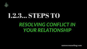 Read more about the article 3 Steps To Resolving Conflict In Relationships