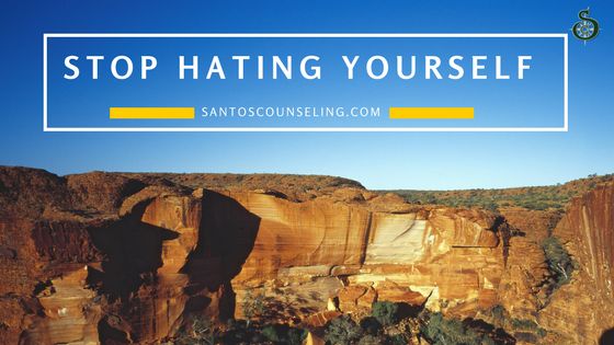 You are currently viewing A Counselors Guide To Not Hating Yourself