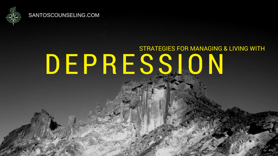 You are currently viewing Living With Depression | Strategies To Manage Depression