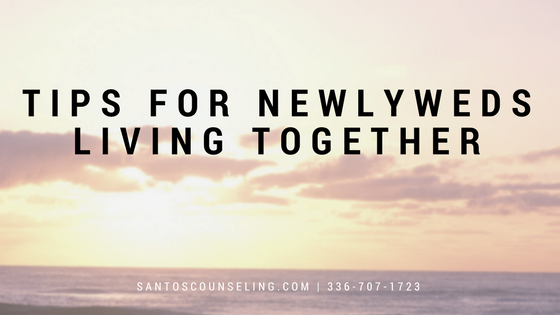 Read more about the article Tips for newlyweds living together