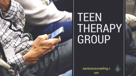 Read more about the article Teen Summer Therapy Group