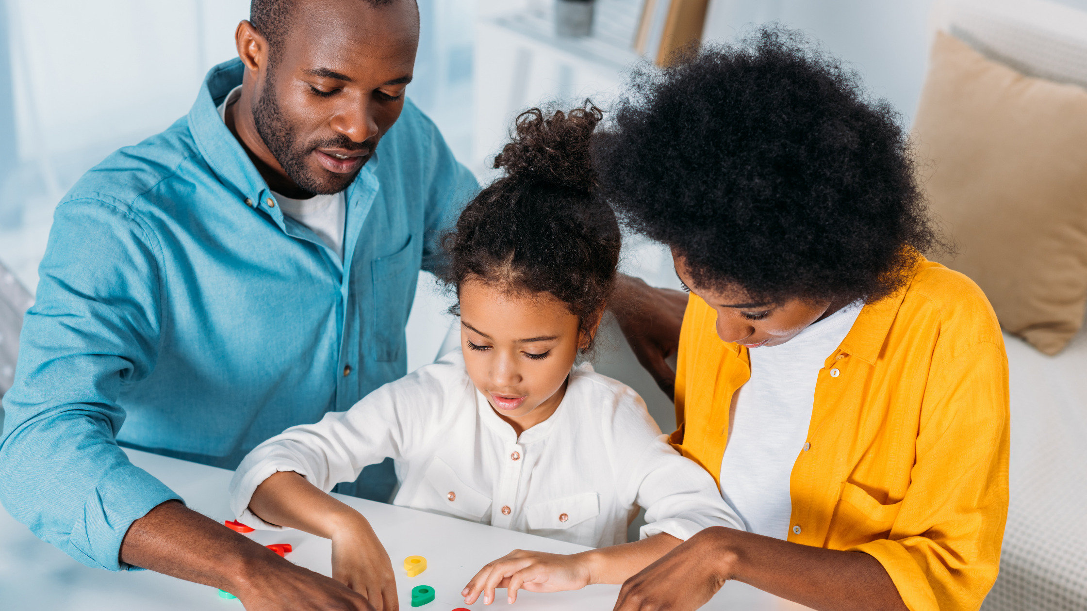 Read more about the article How Couples With Kids Can Go From Stuck To Deeply Connected