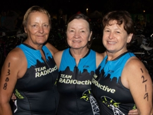 The more the merrier when you create a relay team