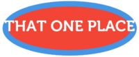 that one place 1 place logo vector large