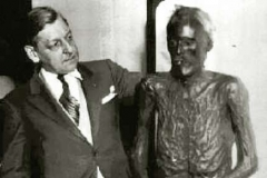 Booth Mummy Picture circa 1931