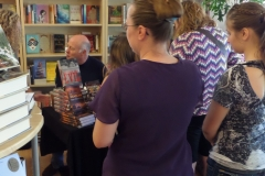 Wind City Books signing