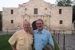 With Pete Eichstaedt